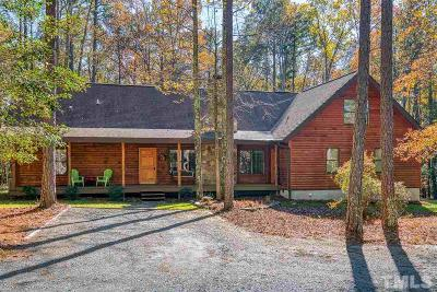 Apex Single Family Home For Sale: 736 Highland Road