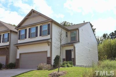 Morrisville Townhouse Contingent: 451 Shakespeare Drive