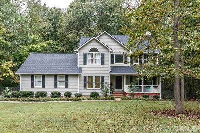 Rougemont Single Family Home For Sale: 5806 Jameson Road