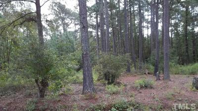 Johnston County Residential Lots & Land For Sale: 59 Doras Road