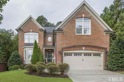 Cary Single Family Home For Sale: 7048 Talton Ridge Drive
