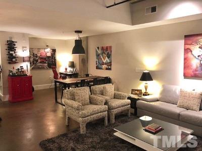 Raleigh Condo For Sale: 444 S Blount Street #202
