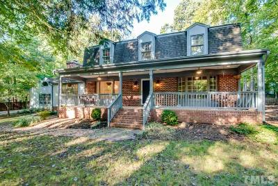 Chapel Hill Single Family Home Contingent: 105 Fieldstone Court