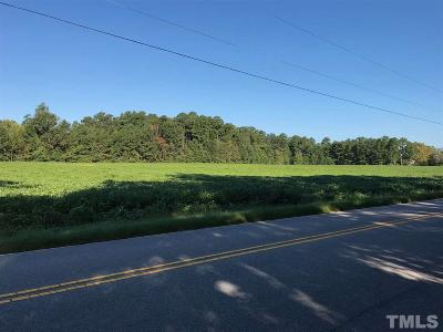 Wake County Residential Lots & Land For Sale: 1501 Old Knight Road