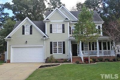 Fuquay Varina Single Family Home For Sale: 1246 Golden Bluff Lane