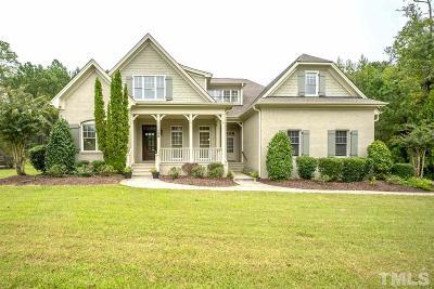 Colvard Farms Single Family Home For Sale: 153 Crimson Oak Drive
