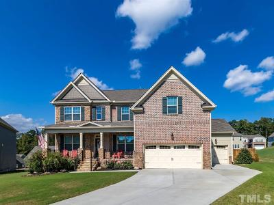 Wake Forest Single Family Home For Sale: 1704 Fawn Chase Court