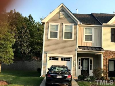 Morrisville Townhouse For Sale: 1028 Havenbrook Drive