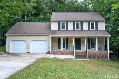 Knightdale Single Family Home Contingent: 1008 Mingo Place