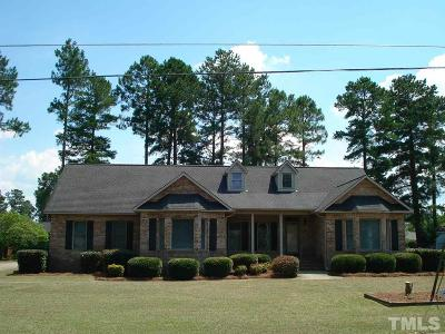 Harnett County Single Family Home For Sale: 1506 Brunswick Drive