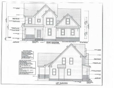 Franklinton Single Family Home For Sale: Lot 1 Gordon Moore Road