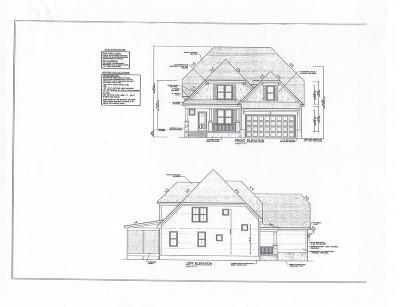 Louisburg Single Family Home For Sale: Lot #2 Flat Rock Church Road