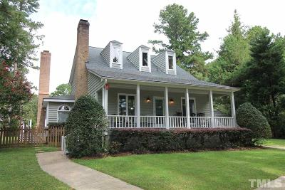 Durham Single Family Home For Sale: 3628 Trail Twenty Three
