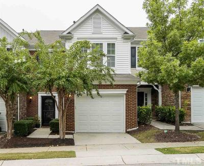Morrisville Townhouse For Sale: 508 Perrault Drive
