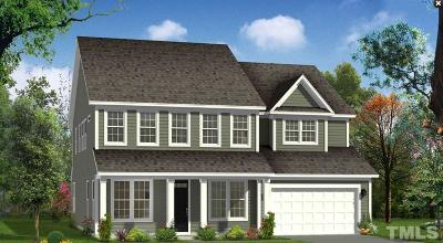Youngsville Single Family Home Pending: 45 Summit Pointe