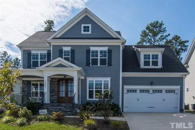 Wake Forest Single Family Home For Sale: 425 Kings Glen Way