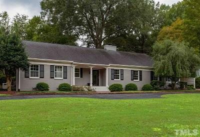 Raleigh Single Family Home For Sale: 2814 Rothgeb Drive