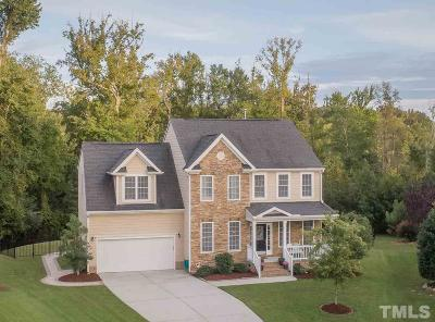 Wake Forest Single Family Home For Sale: 9700 Precious Stone Drive