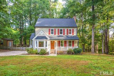 Wake Forest Single Family Home Pending: 1001 Jumper Drive