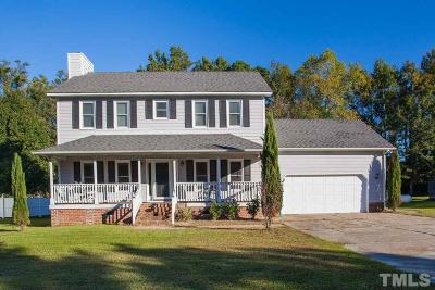 Johnston County Single Family Home For Sale: 78 Brookwood Drive