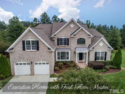 Raleigh Single Family Home For Sale: 11319 Ridgegate Drive