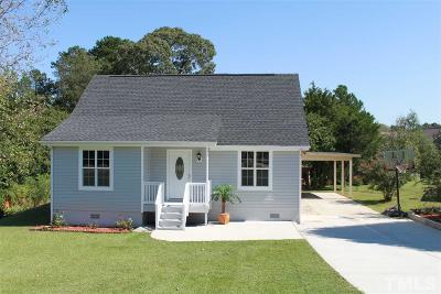 Holly Springs Single Family Home For Sale: 537 Country Lane