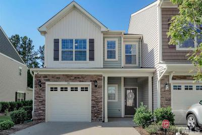 Holly Springs Townhouse For Sale: 131 Beaconwood Lane