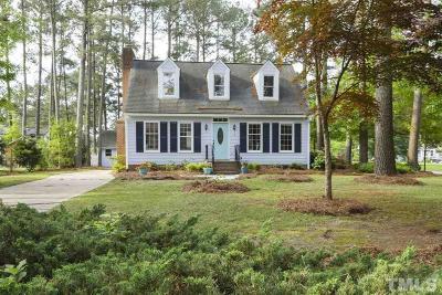Smithfield Single Family Home For Sale: 2 Alpine Court