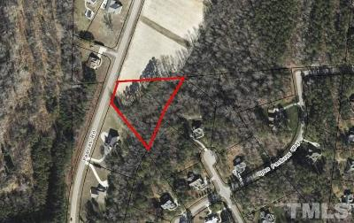 Zebulon Residential Lots & Land For Sale: 1310 Pearces Road