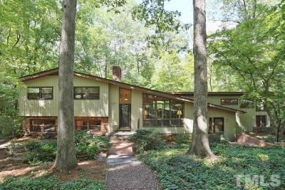 Chapel Hill Single Family Home For Sale: 205 Mt Bolus Road
