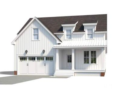 Chapel Hill Single Family Home For Sale: 100 Chapel Lawn Avenue