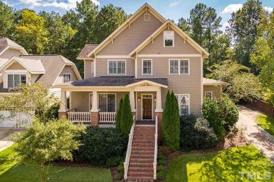 Chapel Hill Single Family Home Pending: 302 Faison Road