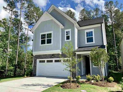 Cary Single Family Home Pending: 1252 Canyon Shadows Court #160