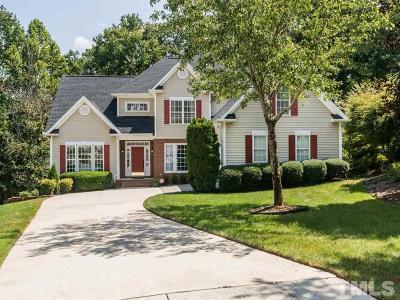 Raleigh Single Family Home For Sale: 7908 Ocoee Court