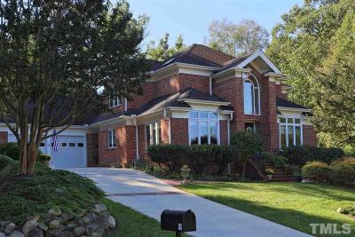 Chapel Hill Single Family Home For Sale: 10359 Nash