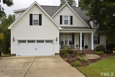 Harnett County Single Family Home For Sale: 204 Saddle Lane