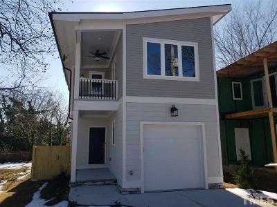 Single Family Home For Sale: 1208 Boyer Street