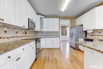 Wake County Single Family Home For Sale: 5509 Simmons Drive