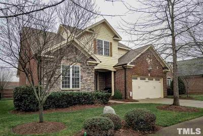 Cary Single Family Home For Sale: 108 Sonoma Valley Drive