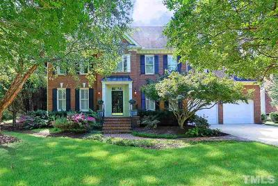 Raleigh Single Family Home For Sale: 3421 Harden Road