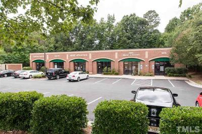 Knightdale Commercial For Sale: 905 McKnight Drive