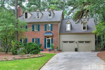 Cary Single Family Home For Sale: 105 Kettlebridge Drive