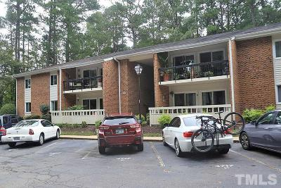 Raleigh Condo Contingent: 4717 Edwards Mill Road #F
