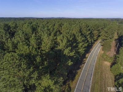 Chatham County Residential Lots & Land For Sale: Castle Rock Farm Road