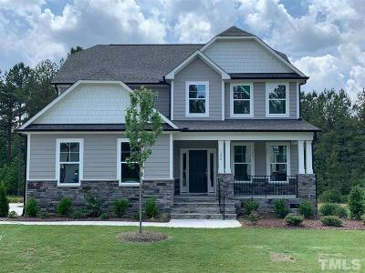 Youngsville Single Family Home For Sale: 190 Green Haven Boulevard