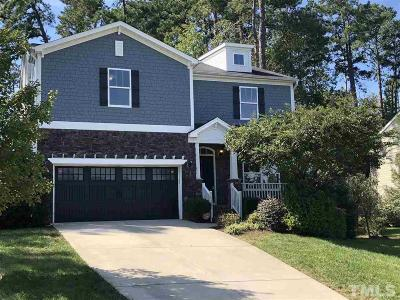 Durham County Single Family Home For Sale: 3510 Alman Drive