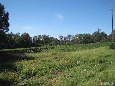 Harnett County Residential Lots & Land For Sale: 2637 Leaflet Church Road