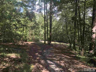 Chapel Hill Residential Lots & Land For Sale: 222 Hillcrest Circle