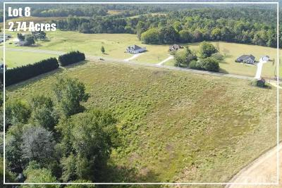 Harnett County Residential Lots & Land For Sale: Lot 8 River Road