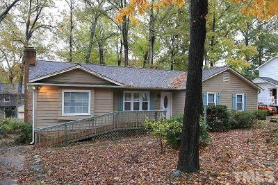 Raleigh Single Family Home For Sale: 7112 Ray Road